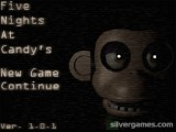 Five Nights At Candy's: Point And Click