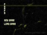 Five Nights At Freddy's 3: Menu