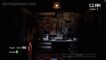 Five Nights At Freddy's: Gameplay Night Shift