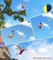 Flip Diving: Tricks