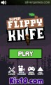 Flippy Knife: Menu