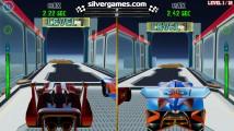 Flying Car Stunt 3: 2 Player