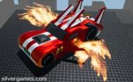 Flying Car Stunt 3: Flying Car 2