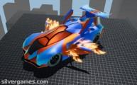 Flying Car Stunt 3: Flying Car