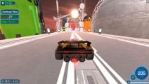 Flying Cars Era: Racing Car Obstacles