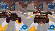 Flying Cars Era: Racing Two Players