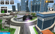 Flying Police Car Simulator: Gameplay