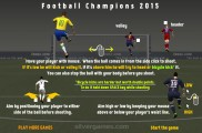 Football Champions 2015: Menu