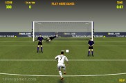 Football Champions 2015: Gameplay Shooting Soccer