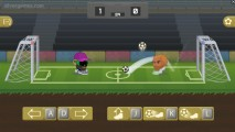 Football Heads: Gameplay Soccer Playing