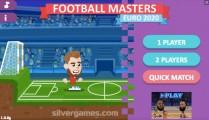 Football Masters: Menu
