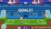 Football Masters: Gameplay Football Two Player