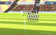 Football Storm Strike: Gameplay Soccer Penalty