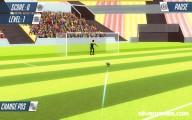 Football Storm Strike: Soccer Gameplay Goalkepper