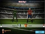 Football World Cup 2018: Soccer Match