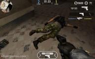 Forward Assault Remix: Gameplay Enemy Shot