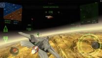 Fractal Combat X: Gameplay Spaceship Battle