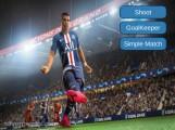Free Kick Soccer 2021: Menu