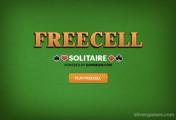 Freecell: Menu