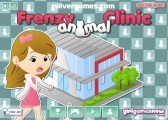 Frenzy Animal Clinic: Menu