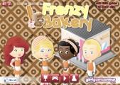 Frenzy Bakery: Menu