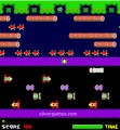 Frogger: Gameplay Street Crossing
