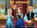 Frozen Anna Kiss: Gameplay Kissing Elsa