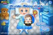 Frozen Baby Care: Menu