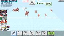 Funny Battle Simulator: Battle Gameplay