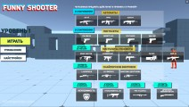 Funny Shooter: Menu