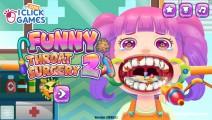Funny Throat Surgery 2: Menu