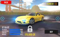 Furious Drift: Car Selection