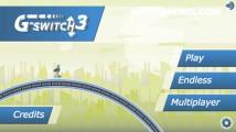 G-Switch 3: Menu