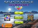 Galactic Gems 2: Menu