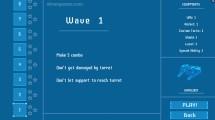 Galactic War: Wave Defense Gameplay