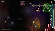 Galactic War: Space Ship Gameplay Defense