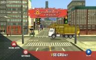 Garbage Truck Simulator: Menu