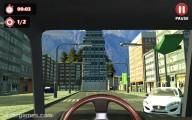 Garbage Truck Simulator: Cockpit View Truck