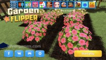 Garden Flipper: Menu