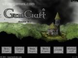 GemCraft: Menu