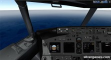 Geofs Flight Simulator: Cockpit