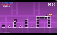 Geometry Dash: Screenshot