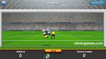 Goalkeeper Premier: Gameplay