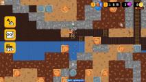 Gold Digger FRVR: Underground Gameplay