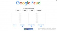 Google Feud: Searching Words