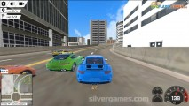 Grand City Missions: Gameplay Car Race