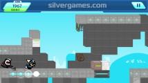 Gravity Guy: Gameplay Gravity
