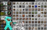 Grindcraft: Game