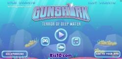 Gun Shark: Menu