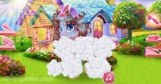 Happy Pony: Washing Pony Unicorn